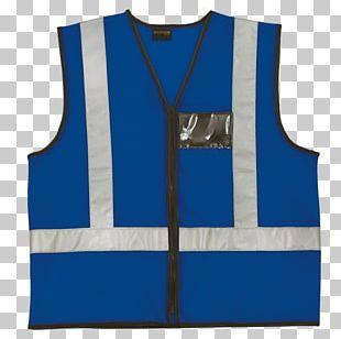Gilets Waistcoat T-shirt High-visibility Clothing PNG