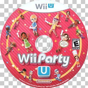 Wii Party U Wii U Wii Remote PNG