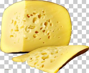 Emmental Cheese Milk Gouda Cheese Dairy Products PNG
