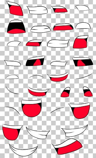 Mouth Drawing Animation Anime PNG