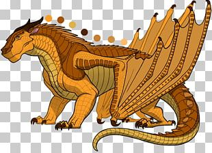 Wings Of Fire Dragon Terrestrial Animal Drawing PNG