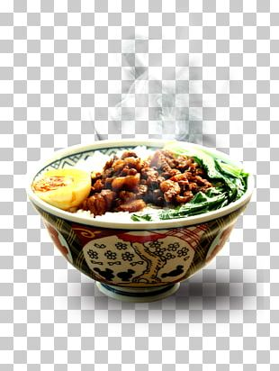 Minced Pork Rice Red Cooking Beef Noodle Soup Meatloaf Cooked Rice PNG