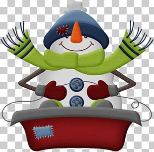Snowman Christmas Day Open Ded Moroz PNG