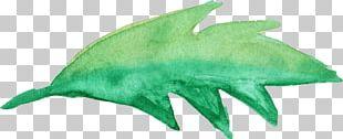 Transparent Watercolor Watercolor Painting Leaf PNG
