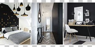 Bedroom Interior Design Services Living Room PNG