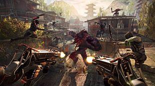 Shadow Warrior 2 PlayStation 4 Video Game Devolver Digital PNG