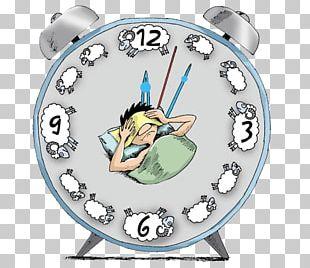 Alarm Clock Insomnia PNG