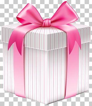 Christmas Gift Box PNG