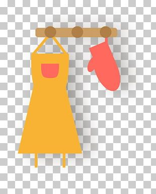 Oven Glove Apron PNG