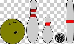 Bowling Pin Duckpin Bowling PNG