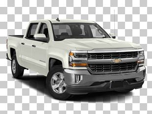2018 Chevrolet Silverado 1500 Car Pickup Truck General Motors PNG