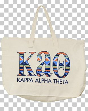 Kappa Alpha Theta Fraternities And Sororities Tote Bag National Panhellenic Conference Fraternity PNG