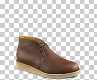 Leather Amazon.com Red Wing Shoes Chukka Boot PNG