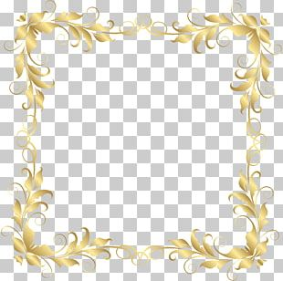 Floral Design Borders And Frames Border Flowers PNG