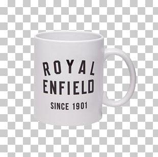 Coffee Cup Magic Mug Enfield Cycle Co. Ltd Motorcycle PNG
