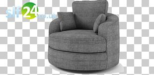 Swivel Chair Couch Living Room PNG