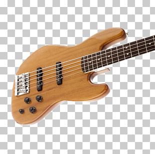 Bass Guitar Acoustic-electric Guitar Ukulele Double Bass PNG