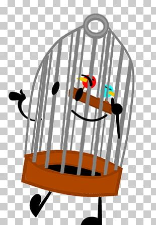 Bird Cage Parakeet PNG