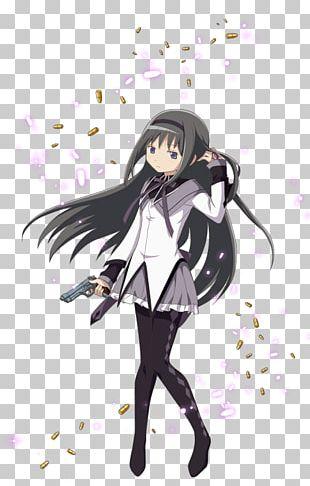 Homura Akemi Sayaka Miki Madoka Kaname Kyōko Sakura Anime PNG