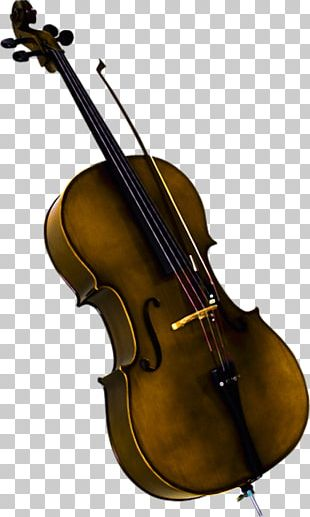 Violin Musical Instrument Cello PNG