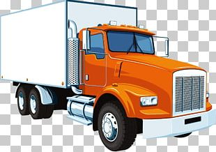 Car Truck Commercial Vehicle Articulated Vehicle PNG