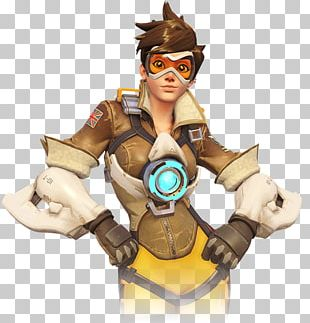Characters Of Overwatch Tracer PlayStation 4 Video Game PNG