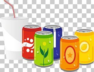 Fizzy Drinks Coca-Cola Juice Lemonade PNG