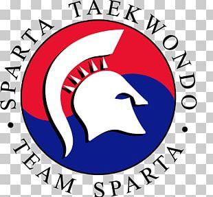 Sparta Taekwondo Sponsor Martial Arts Black Belt PNG