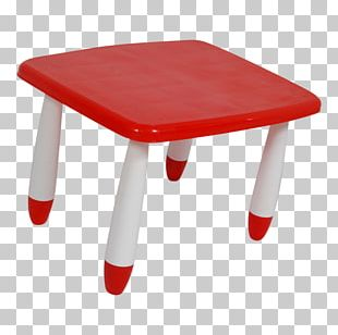 Table Chair Stool Child Plastic PNG
