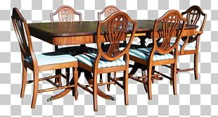 Drop-leaf Table Chair Dining Room Matbord PNG