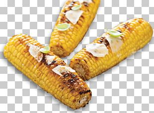 Corn On The Cob Barbecue Bacon Vegetarian Cuisine Grilling PNG