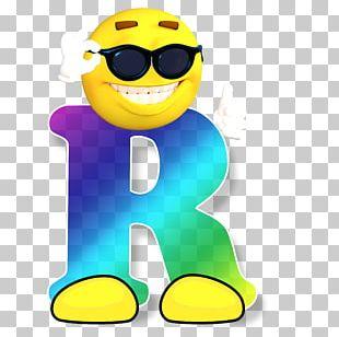 Emoji Letter Alphabet Emoticon Smiley PNG