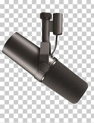 Microphone Shure SM57 Sound Recording And Reproduction PNG