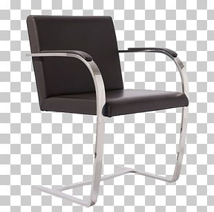 Brno Chair Table Eames Lounge Chair Furniture PNG