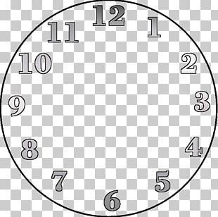Clock Face World Clock PNG