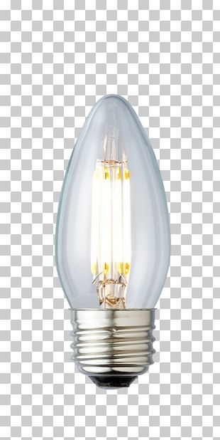 Incandescent Light Bulb Lighting Dimmer Electric Light Candelabra PNG