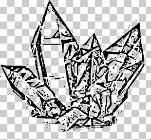 Crystal Drawing Quartz PNG
