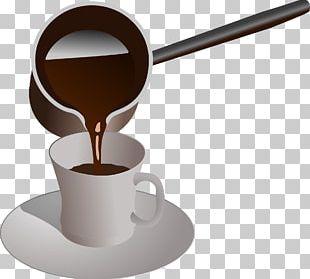 Turkish Coffee Tea Turkish Cuisine Cafe PNG