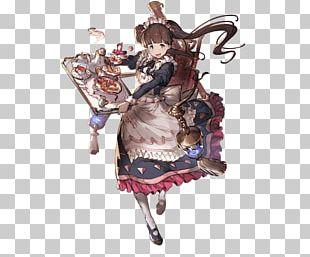 Granblue Fantasy Cygames Character Design Social-network Game PNG