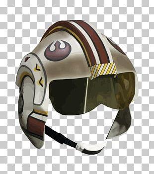Star Wars: X-Wing Luke Skywalker X-wing Starfighter Helmet PNG