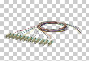 Electrical Cable Optical Fiber Connector Patch Cable Fiber Cable Termination PNG