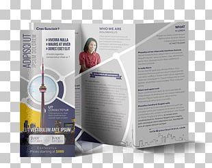 Brochure Graphic Design Template Business PNG