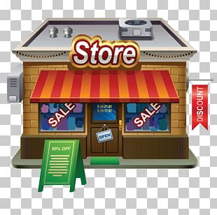 Grocery Store Shopping PNG