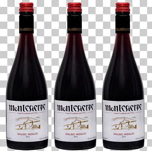 Red Wine Dessert Wine Liqueur Glass Bottle PNG