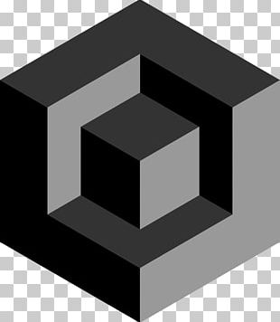 Cube 3D Computer Graphics Computer Icons Three-dimensional Space PNG