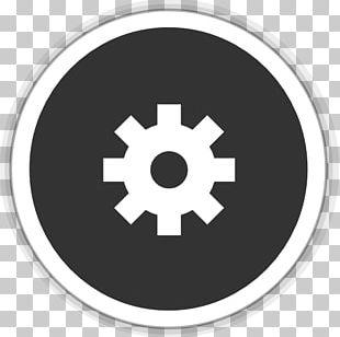 Wheel Circle Symbol Font PNG