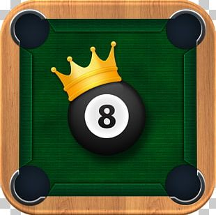 English Billiards Eight-ball Billiard Balls Game PNG