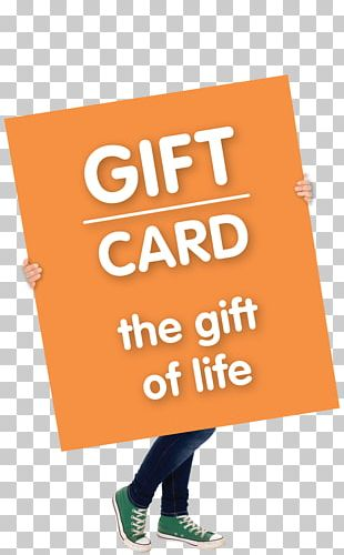 Logo Gift Card Brand Font PNG