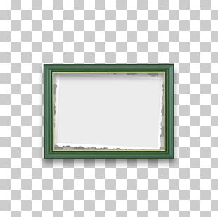 Frame Green PNG