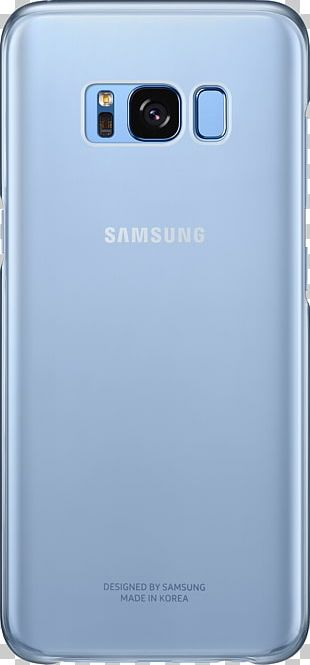 Samsung Galaxy S7 Telephone Smartphone Blue PNG